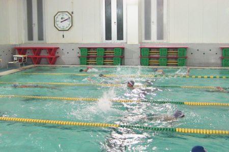 子供に人気NO.1の習い事は水泳教室です。